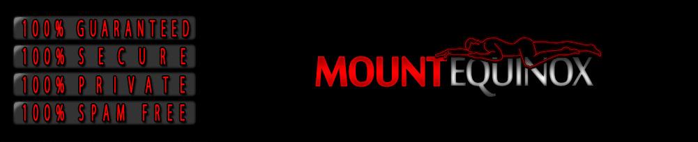 Mount Equinox Signup / Registration